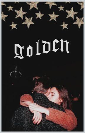 golden ━ richard gansey III by pipcdream