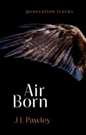 First Flight (Generation Icarus #1) by JLPawley