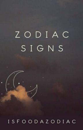 ✧ Zodiac Signs ✧ by IsFoodAZodiac