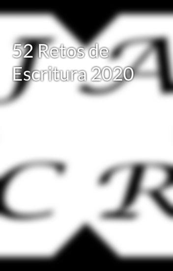 52 Retos de Escritura 2020