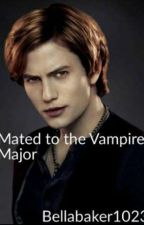 Mated to the Vampire Major by BellaBaker1023