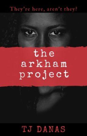 The Arkham Project by danastj123