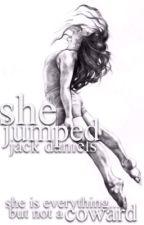 She Jumped by takeabigdump