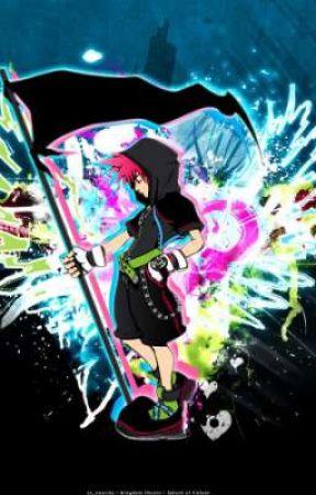 Issei Keywielder (Kingdom Hearts x DxD) by Naisu9