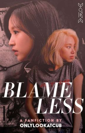 BLAMELESS | michaeng by onlylookatcub