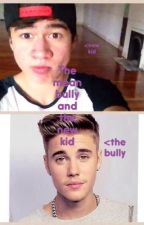 The Mean Bully and the New Kid (A Justin Bieber And Calum Hood Fanfiction) by laraalfalah_