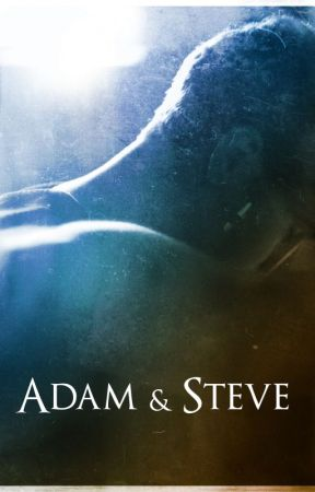 Adam & Steve by SeraphinaRivera