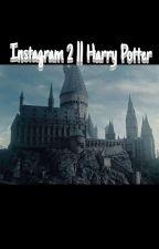 Instagram 2 || Harry Potter by kacze_opowiesci