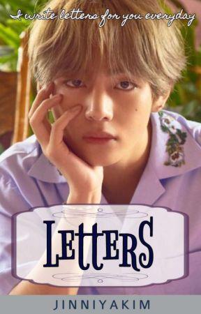 Letters || TaeJin by jinniyakim