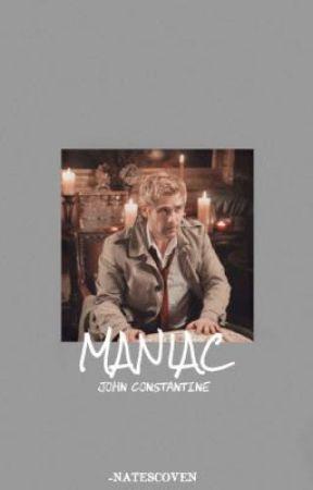MANIAC | J. CONSTANTINE by natescoven