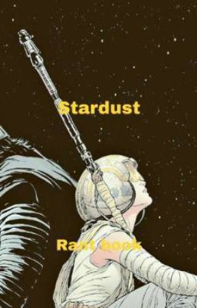 Stardust>Rant book by Fox_leaf425