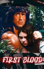 First Blood (JOHN RAMBO X OC) by stallonesgirl