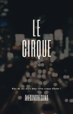 Le Cirque Infernal by Shangeily