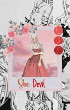 The Demon Among Fairies |Mirajane x OC| by springsabef