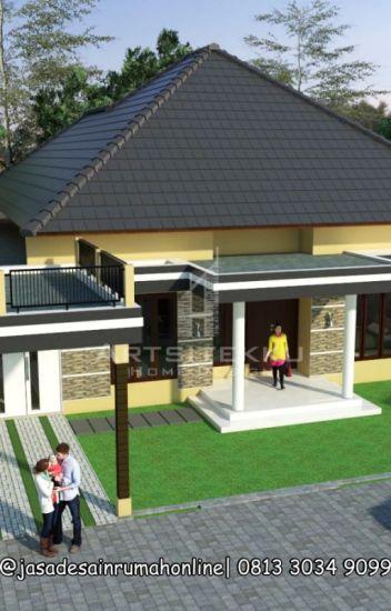 Call Wa 0813 5828 2515 Rumah Minimalis Sederhana 1 Lantai Blitar