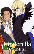 Cinderella - Claude x Dimitri FE3H by Akira-Nakamura