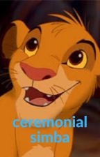 The lion king: ceremonial simba by Ajthedirector2003