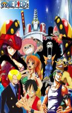 A Dream Within a Dream (One Piece fan-fiction) by Ptrm_2403