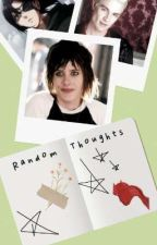 Random Thoughts From A Fangirl by Blue_Mcnamara