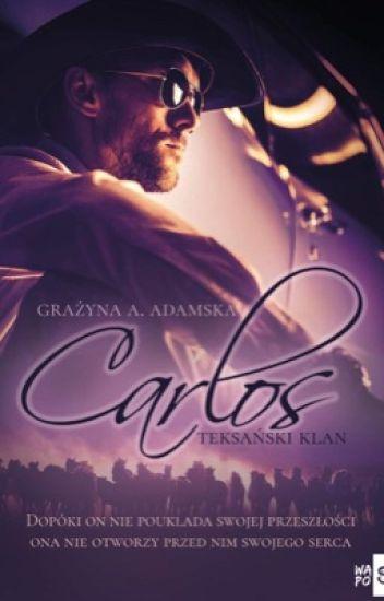 Carlos - seria Teksański klan (zostanie wydana)