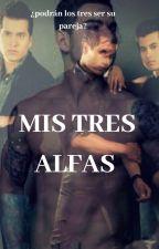MIS TRES ALFAS by didierjms