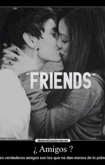 Más que amigos.
