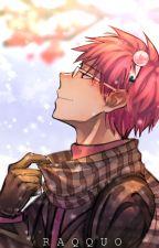 Coffee Jelly  [ Saiki Kusuo ] by Anime_Girl_1234