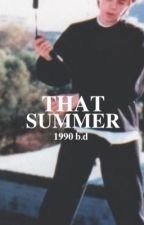 last summer | 1990!bill denbrough by brandis-hearts