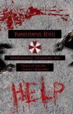 Resident Evil (Headcanons, Imagines, etc.) by 1ssa-Otaku-Mayu