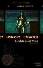 Goddess of War ✧ T'CHALLA [2] by polgadots