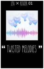 Twisted Melodies | Tsundere!Len × Reader | Vocaloid Fanfic by koumitsu