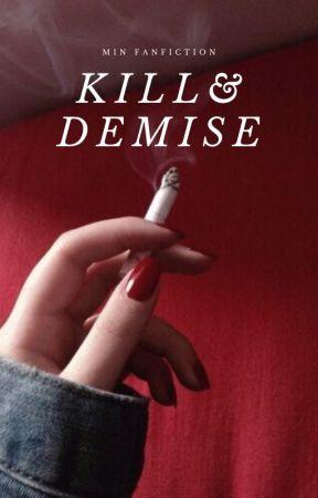 Kill and Demise - TaeKook by hells_demin95