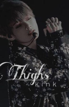 Thighs kink | kim taehyung by tae_ishard