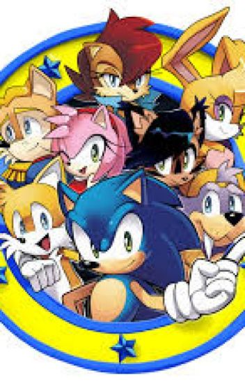 Sonic The Hedgehog Archie X Overpowered Male Reader Beesechurger Wattpad