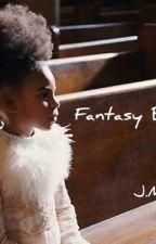 Fantasy Blue  by Imani-Joy