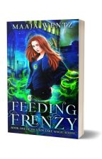 Feeding Frenzy (Watty Award Winner) by MaajaWentz