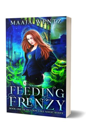 Feeding Frenzy (Watty Award Winner)