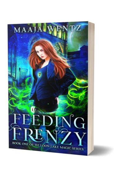 Feeding Frenzy by MaajaWentz