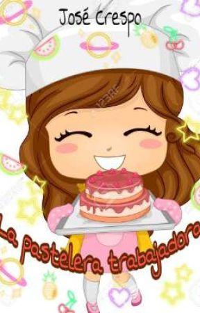 La pastelera trabajadora by JCrespo5