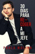 30 Días para Re-coger a mi Jefe [PRÓXIMAMENTE] by JustPaolaMolina