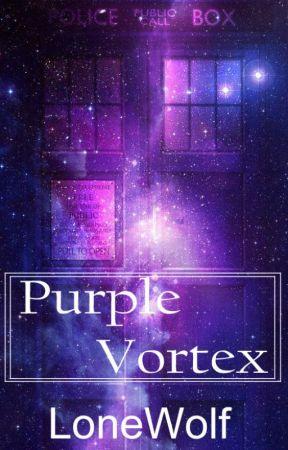 Purple Vortex [II] by LoneWolf917