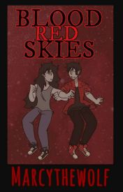 Blood red skies (Marceline x Marshall) by Marcythewolf
