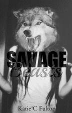 Savage Beasts by KatieCFulton