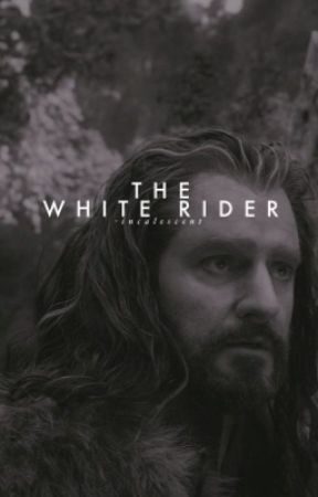 The White Rider (Thorin Oakenshield) by -incalescent