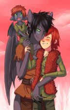Amo a un dragon (yaoi hiccup x Chimuelo) Autora Minima by Dania131