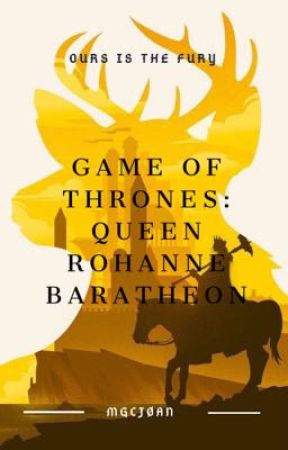 Game of Thrones: Queen Rohanne Baratheon by MGCJoan