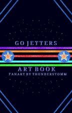 Go Jetters ☆ Art Book  by TheNeonBunny
