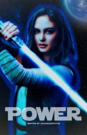 POWER ▸ LUKE SKYWALKER by Advancedpotter