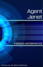 Agent Jenet - Mission: Informative by RuBearCreations