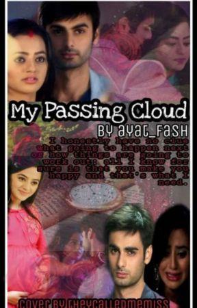 My passing cloud. by ayat_fash